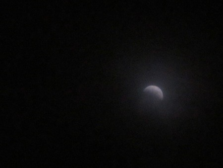 Lunar Eclipse in December 2010