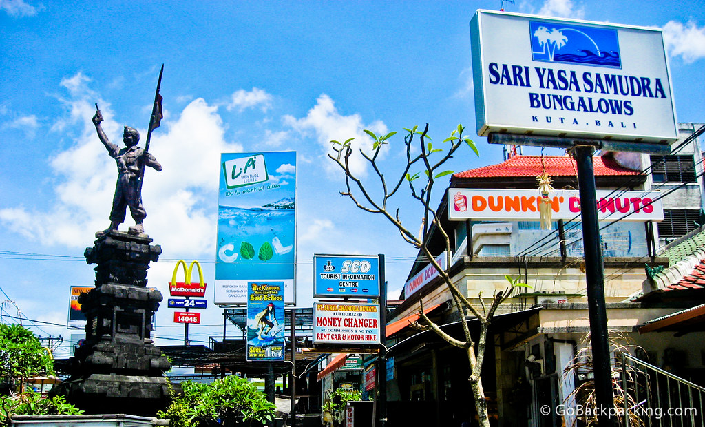 The commercialization of Kuta