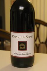 2009 Charles Shaw Cabernet Sauvignon