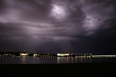 IMG_2367 (deanlk) Tags: sky storm clouds canberra thunderstorm lightning lbg parliamenthouse nla nationallibraryofaustralia commonwealthbridge lakeburleighgriffin therebeastormabrewin australiathunderstorms cloudsstormssunsetssunrises