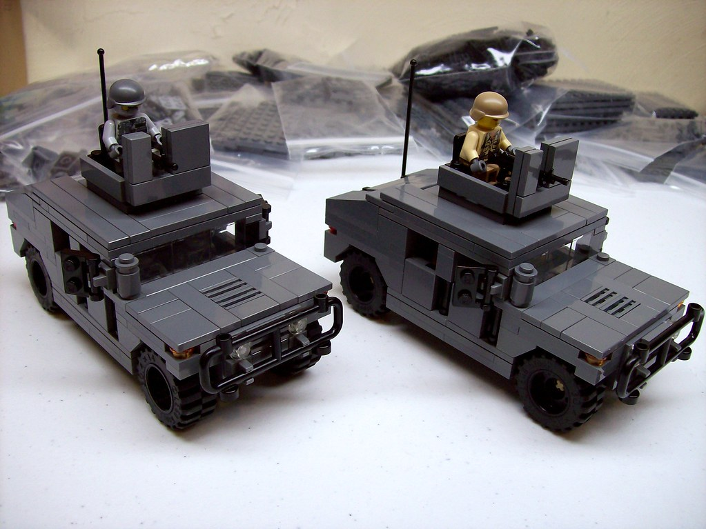 The Worlds Most Recently Posted Photos Of Humvee And Minifigure