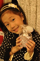 20101212-zozo挑的兔子毛巾-1