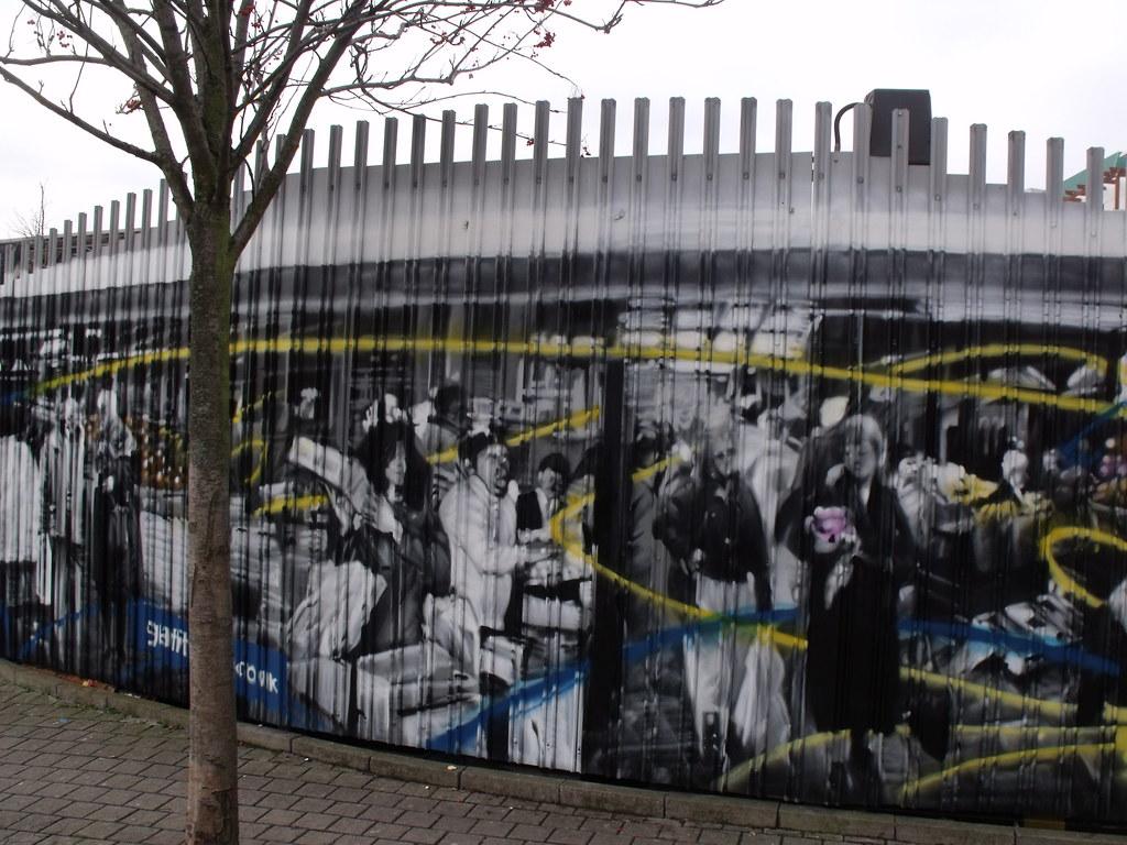 Bull ring markets graffiti 4 hire ell brown tags greatbritain england streetart