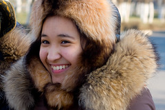 Youth  is confident (Agnieszka Mazus) Tags: youth kazakhstan streetfashion atyrau furhats agnieszkamazus