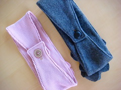 Ear Warmers (emrichkh) Tags: sewing accessory earwarmers