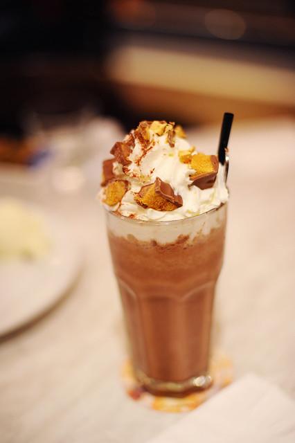 Caramel Nut Crunch espreski