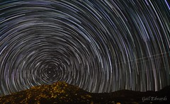 Quadrantids meteor shower (CuteAsABugOnARug) Tags: longexposure stars star 7d ramona tamron meteor startrails extendedexposure startrail meteorshower extremeexposure gailedwards starstacking tamron1024mm cuteasabugonarug