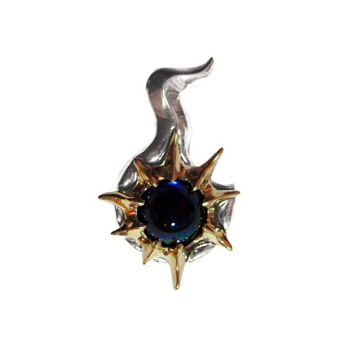 Image of Flameburst Pendant
