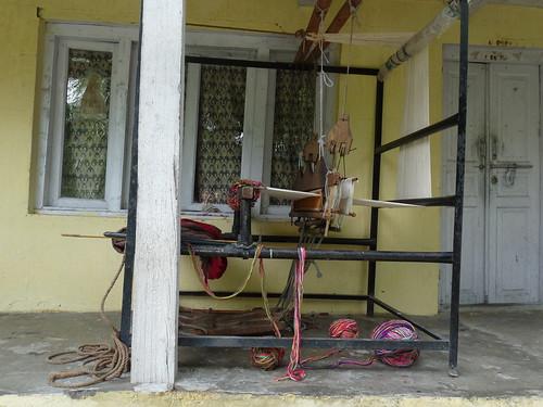 weaving india