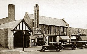 The Catlow in 1930