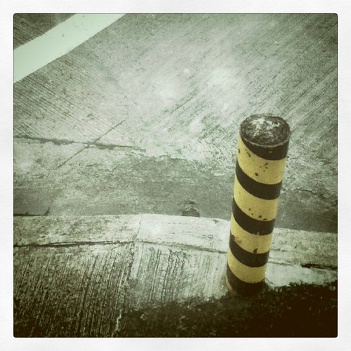 A Yellow Stripe