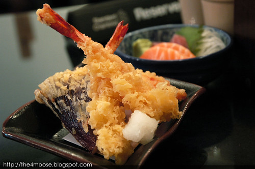 Dezato Desserts and Dining - Assorted Tempura