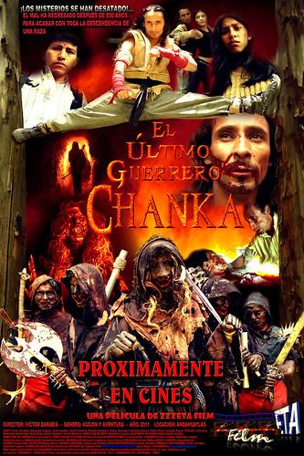 El último guerrero Chanka