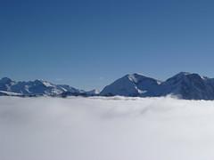 Chamrousse (ccline) Tags: cloud mountain france montagne alpes nuage rhone chamrousse
