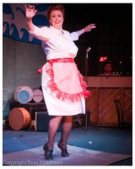 moses-56 (fortunae2002) Tags: costume dancer redhead apron waitress burlesque pasties tapdancing cinnamonsugar bkb beeskneesburlesque