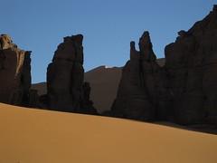 Algerien (ursulazrich) Tags: sahara algeria desert desierto algerie wste deserto argelia tadrart djanet algerien tassilinajjer