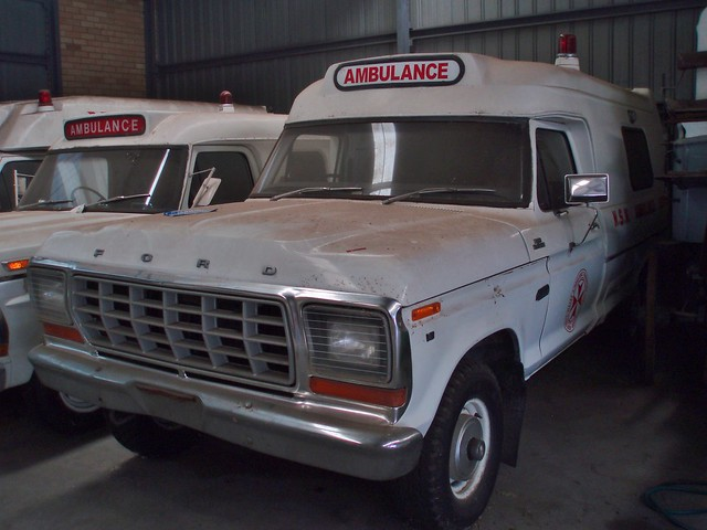 new ford wales point clare south 4wd f100 ambulance f nsw series service pt 1980 industries tamworth jakab fseries