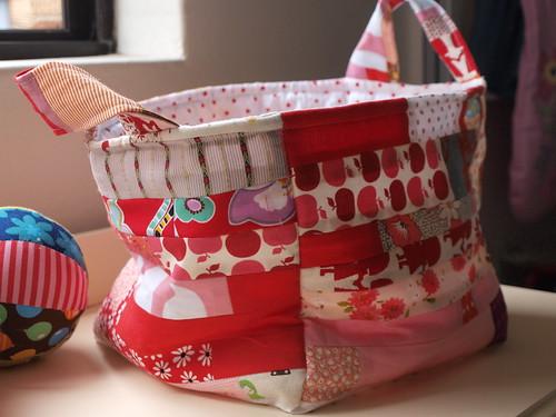 scrap basket