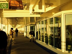 Voyager of The Seas - Port Side (Ricardo::Barbosa) Tags: portugal lisboa royal ricardo caribbean voyager cruzeiro onboard seas barbosa d18 isbon