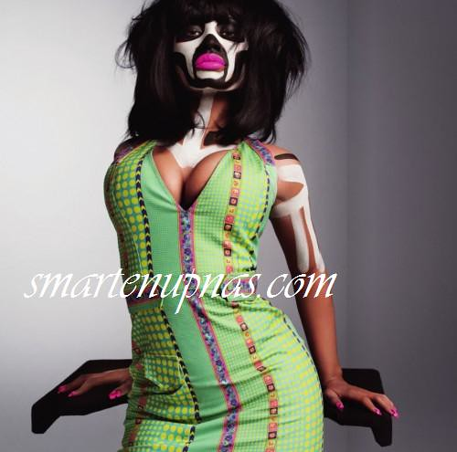 sexy nicki minaj v magazine photos