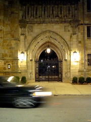 Branford-College-Gate-at-Yale-with-For-God-For-Country-For-Yale-motto-4 (mbgmbg) Tags: gate nightscape places yale branfordcollege kw2flickr kwgooglewebalbum takenbymarkgerstein kwpotppt kwphotostream4 yalebuildings