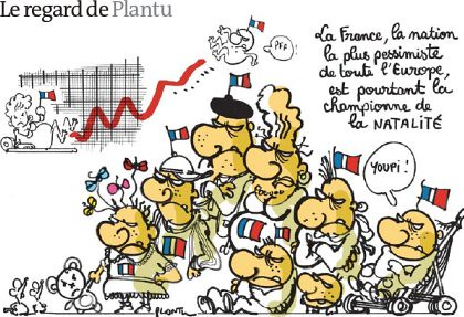11a14 Plantu Francia pesimismo y natalidad