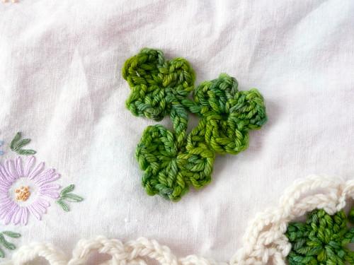 Clover Crochet