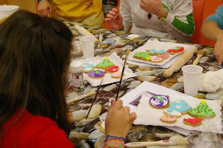 Curso decoracion galletas Ayto.Alba de Tormes