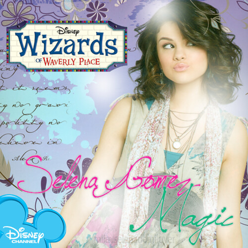 Selena Gomez Magic Single Cover