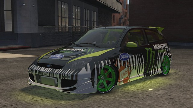 DC-Monster Ford