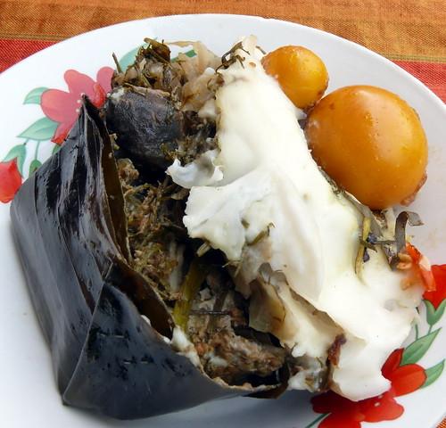 קארי עוף ב-40 באט, נונג קאי