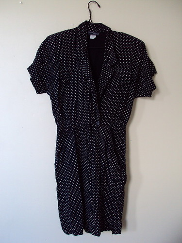 Polka Dot Suit Jumper