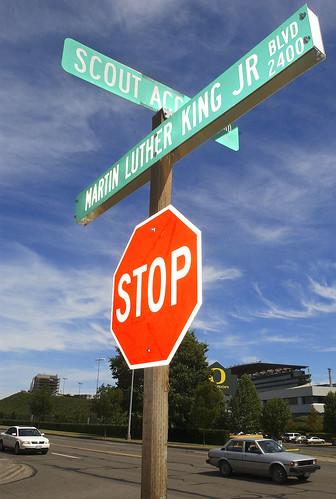 MLK Blvd, Eugene OR (by: Erik R Bishoff, creative commons license)
