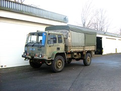 British Army Leyland DAF Truck at, 207 ( Regiment Royal Artillery (Volunteers) - 3 of 4 (Kelvin64) Tags: truck army gun britain great vehicles lorry vehicle artillery guns british trucks leyland daf regiment lorries armies regiments artilleries