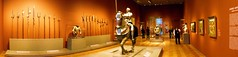 Armor & Arms Room Panorama (softjunebreeze) Tags: chicago uma shiva japaneseart bodhisattva sculptures vangogh artinstitute grandstaircase indianart paperweights miniaturerooms armsarmor godsgoddesses jitishkallat publicnotice3
