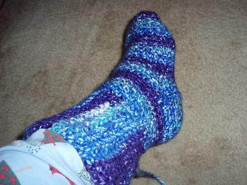 socks crochet