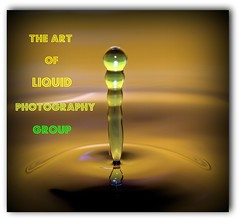 Water Drop Art