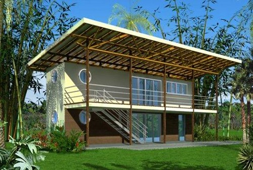 Casas con contenedores reciclados ecolog a taringa - Casa container precio ...
