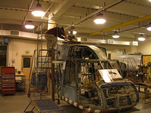 Sikorsky S-60 Restoration