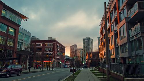 Helmcken Street Vancouver B.C