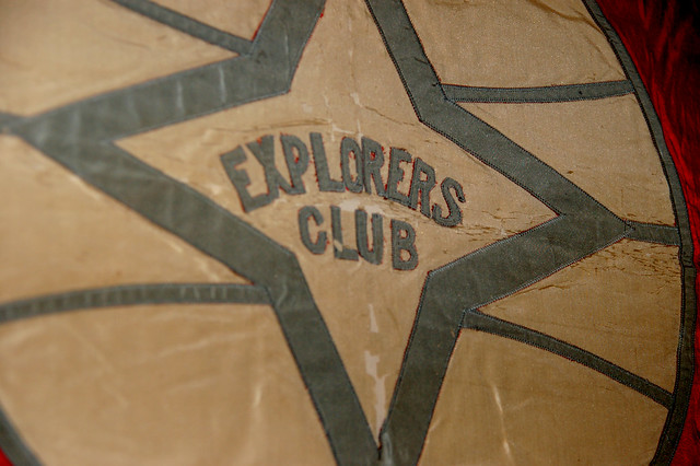 Explorer's Club Flag