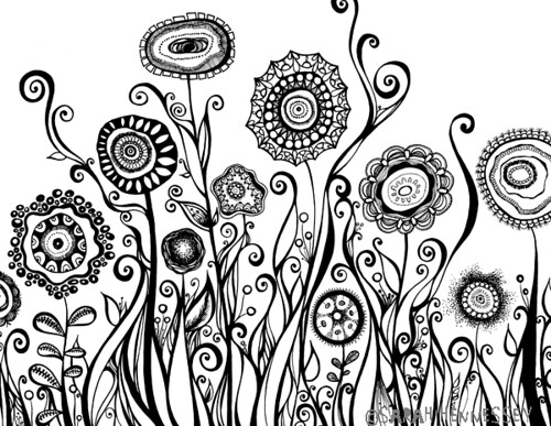 Swirling Garden