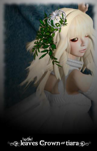 !SyDS! Leaves Crown & Tiara