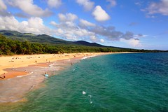 Big Beach #7 (davidstiles) Tags: maui makena bigbeach