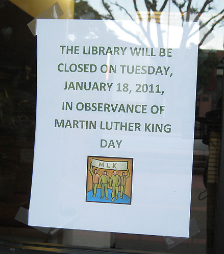 ClosedMLKDay