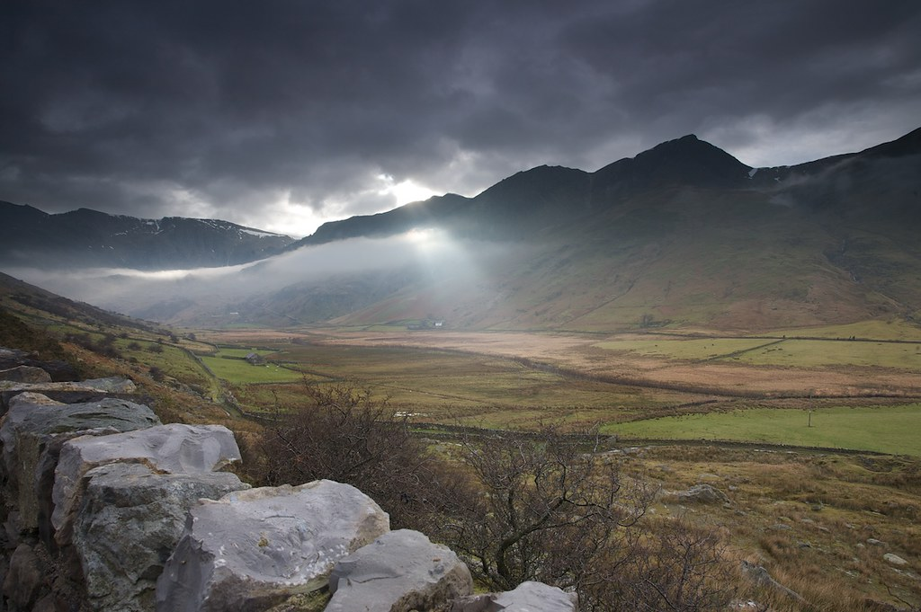 Ogwen Valley - Snowdonia