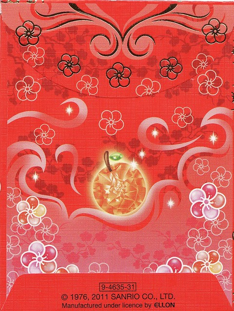 hello kitty rabbit chinese new year