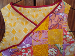 Leah baby sleep sack detail 2