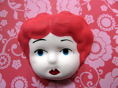 Cherry Taffy China Head!