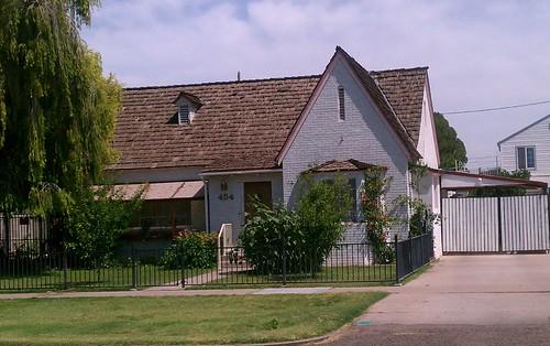 Temple Historic District Mesa.